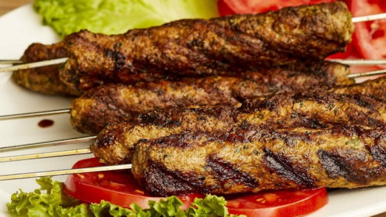 indian style sheekh kabab review by kcard