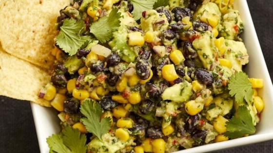 corn and black bean guacamole review by jeni carson