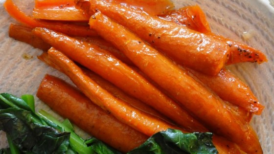 Photo of Honey Roasted Carrots by FrackFamily5