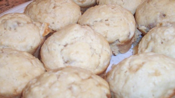 Photo of Banana Pancake Muffins by MUDDY