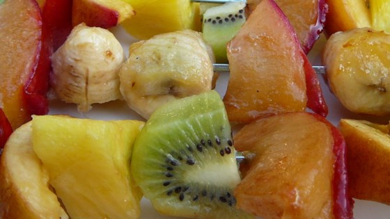 Photo of Grilled Fruit Kabobs by LauraKKH