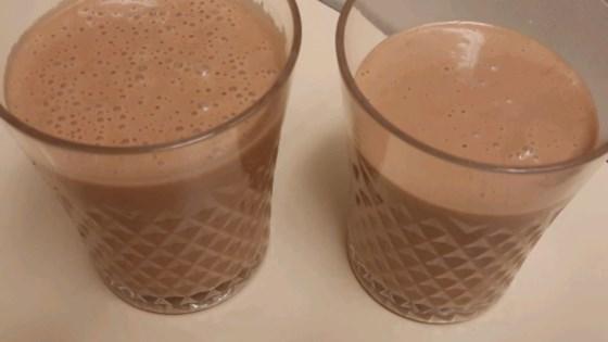 chocopeanutbanana smoothie recipe