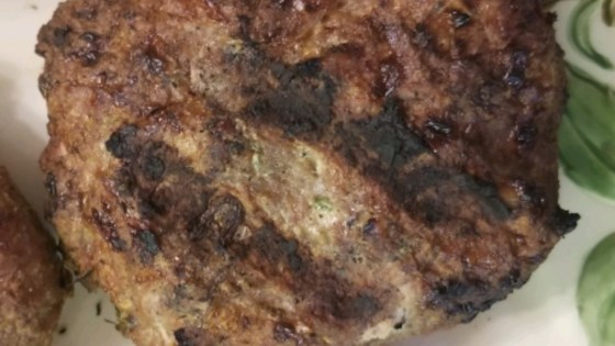 Photo of MoMo's Grilled Turkey Burgers by Brendon Mulholland
