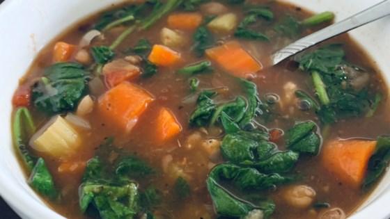 instant pot r vegan 15 bean soup review by paula