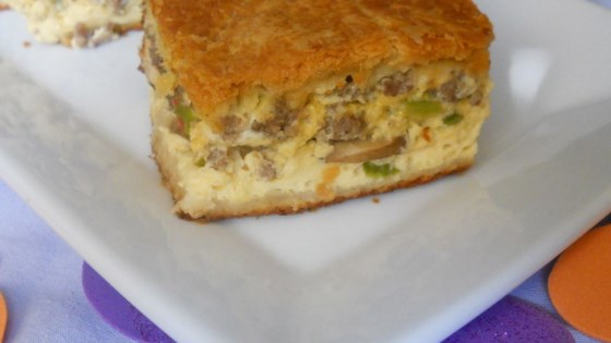 Photo of K-Dub's Sausage and Egg Casserole  by K-Dub