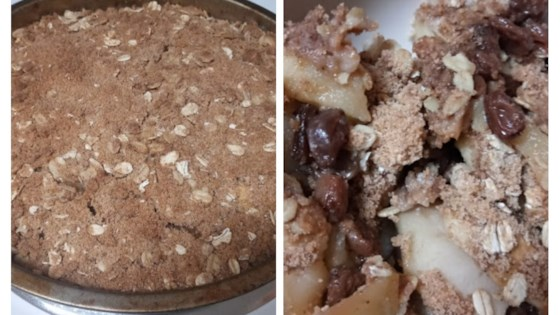 Photo of Mixed Fruit Crisp by Shelley H.