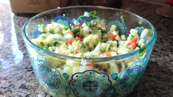 fresh pineapple salsa review by carlton creator fam