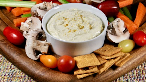 Photo of Yogurt Curry Dip by lutzflcat