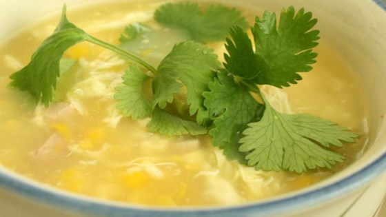Photo of Velvety Chicken Corn Soup by SONA86