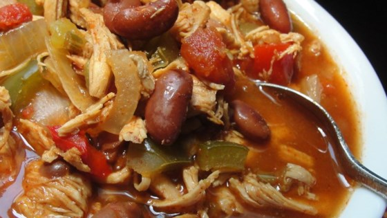 Photo of Amateur's Light Breeze Chicken Chili by Todd Hunt