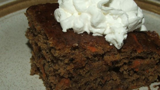 Photo of Apple, Carrot, Or Zucchini Cake by Carla A.