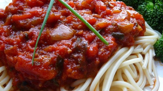 Photo of Stephanie's Freezer Spaghetti Sauce by Stephanie Lane