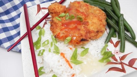 Photo of Chinese Takeout Lemon Chicken by Sorenwriter