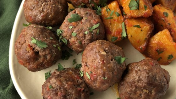 Photo of Merguez Meatballs by LauraF