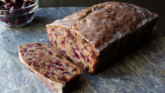Photo of Cherry-Chocolate Loaf by Chef John