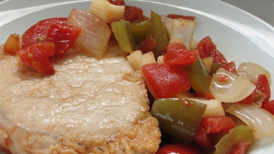 Photo of Creole Pork Chops by Emmi331