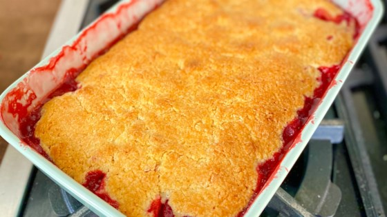 Photo of Strawberry Cobbler  by Diana Moutsopoulos