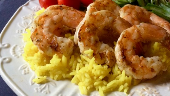 Photo of Easy Grilled Shrimp by Bibi