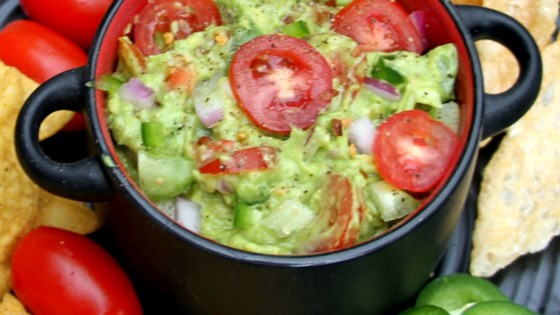 tomatillo guacamole review by the food fairy