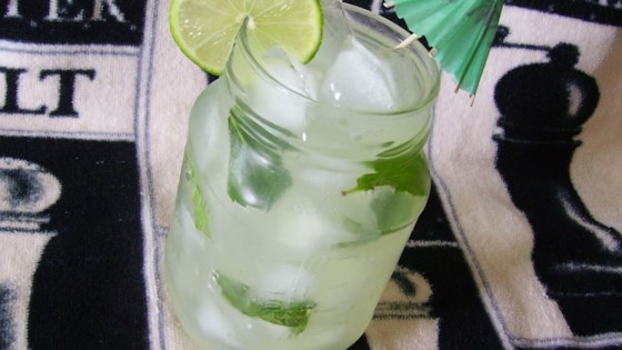 Photo of Sugar-Free Mojito Punch by Reedfrog