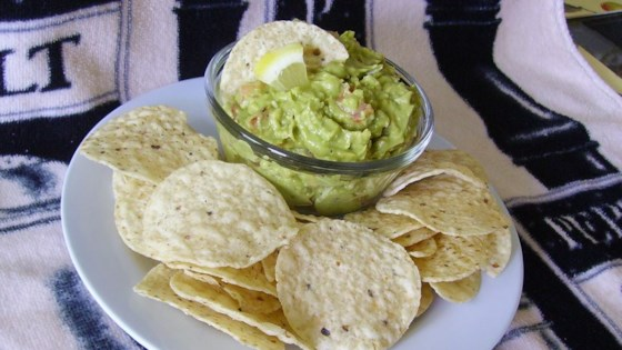 Guacamole 'n Cheese