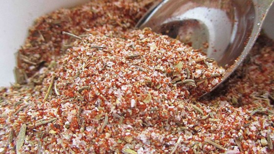 Photo of Tom's Blackened Seasoning by TOMSGONEFISHIN