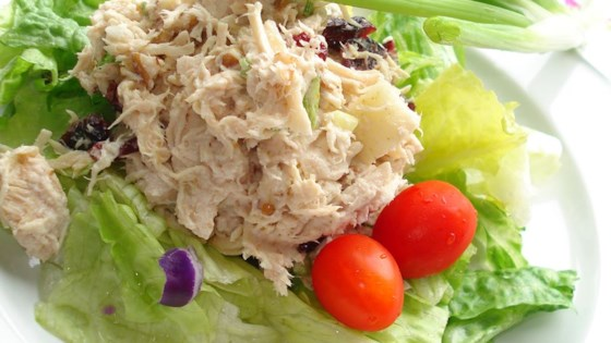 Photo of Rachel's Cranberry Chicken Salad by Rachel Mehl
