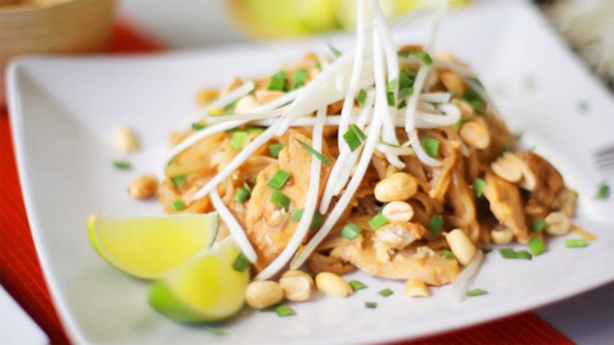 Photo of Classic Chicken Pad Thai by ChefJackie