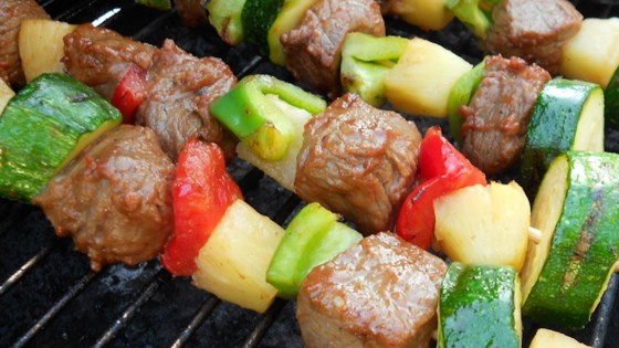 Photo of Beef Shish Kebabs for Freezer Cooking by HAC3