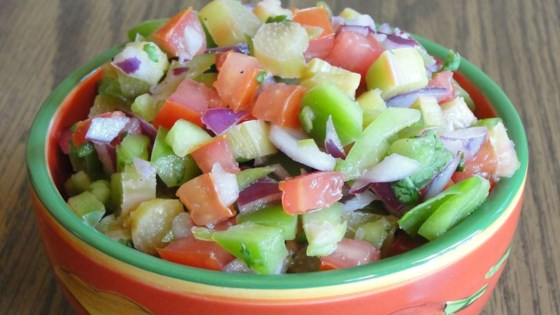 Photo of Tangy Rhubarb Salsa by Miss Diane