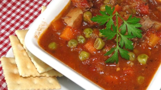 Photo of Martha's Vegetable Beef Soup by dkennedy