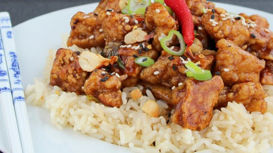 Crispy General Tso's Tofu Recipe
