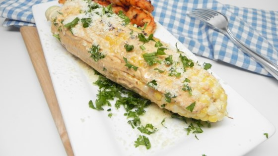 Photo of Grilled Old Bay® Corn on the Cob by Soup Loving Nicole