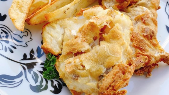 Photo of Air Fryer Fish and Chips by thedailygourmet