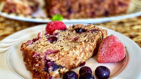 Photo of Banana Berry Bread by Stacey Mcellen