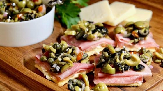 Muffuletta Spread Recipe