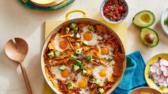 Photo of Chilaquiles Breakfast Casserole by Ortega