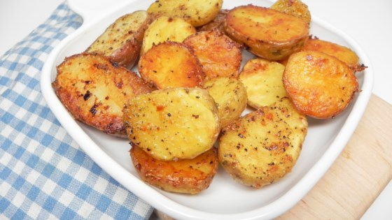 Photo of Italian-Style Roasted Baby Potatoes by Jules