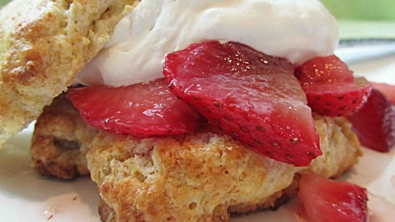 Photo of Buttermilk Strawberry Shortcake by Emmie4life