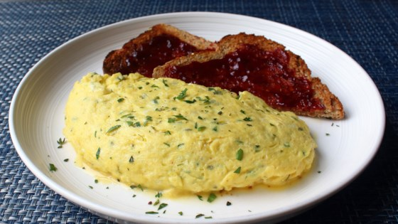 Photo of Scrambled Egg Omelet by Chef John