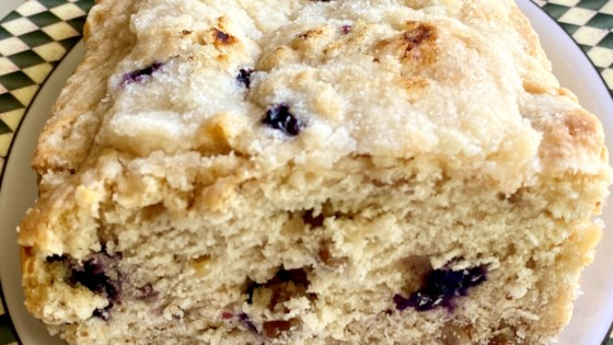 Photo of Blueberry Bread with Buttermilk by Mr.Bob