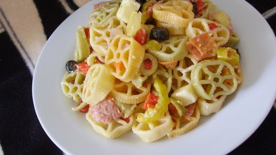 Photo of Pasta Salad a la Honeybear by Beverly Burton
