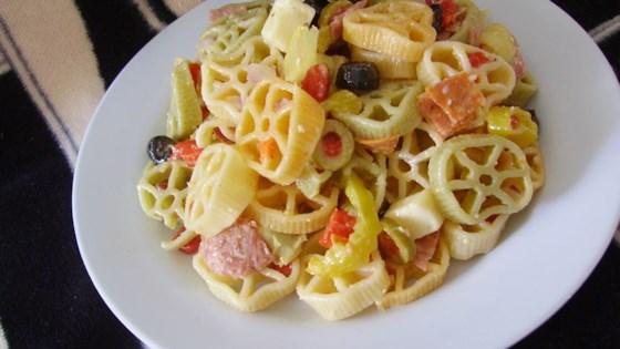 Pasta Salad a la Honeybear