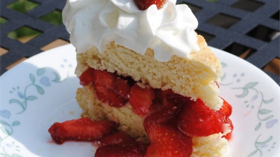 Photo of Strawberry Shortcake by Denyse