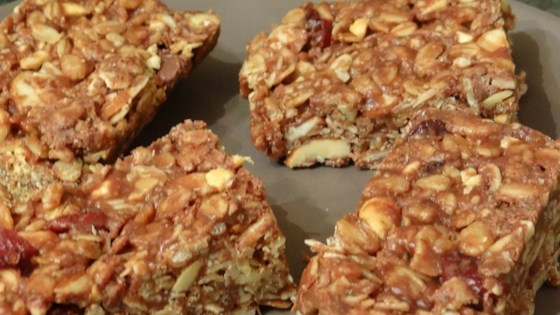 Photo of Gluten-Free Granola Bars by cookingmama