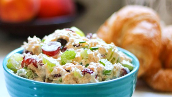 dijon chicken salad review by isaacs mom