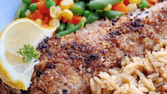 Photo of Pecan-Crusted Rockfish with Old Bay®  by thedailygourmet