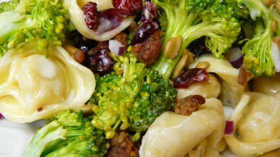 Photo of Broccoli and Tortellini Salad by AFMC