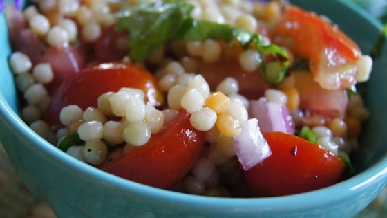 Photo of Tomato Basil Couscous Salad by Karen Scales