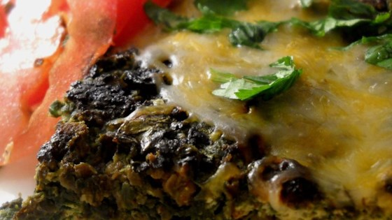 Photo of Sausage 'n' Spinach Eggs by Karen Johnson